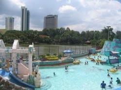 Wet World Waterpark Shah Alam