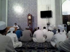 Tazkirah ringkas selepas solat Maghrib