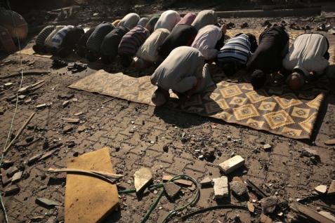 Gaza Mosque 06