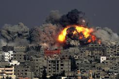 Gaza Power Plant 03