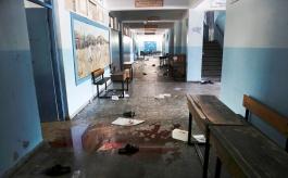 Israel-UN School Attack NY113