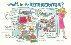 Libby Reid_ Fridge