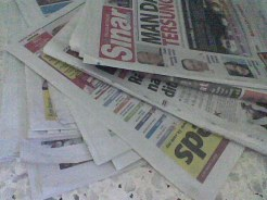 Surat Khabar lama
