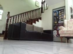 Tajas Homestay - Ruang Santai