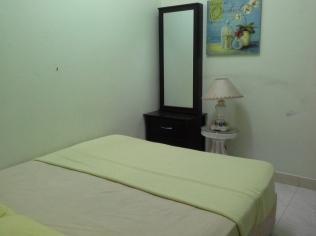 Room 2 - Queen Bed @ 1st Floor - Aircond & Ceiling Fan