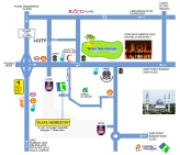 Tajas Homestay @ Shah Alam Route Map