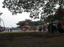 Taman Permainan Kanak-Kanak di Taman Tasik Shah Alam