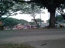 Taman Permainan di Taman Tasik Shah Alam