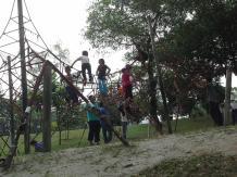 Rekreasi di Taman Tasik Shah Alam