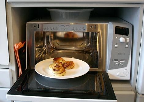 Petua Mencuci MicrowaveOven